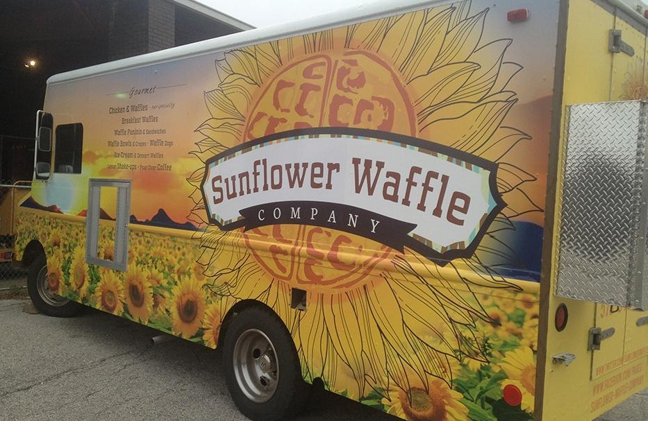 A Food Truck Feast Inside Columbia