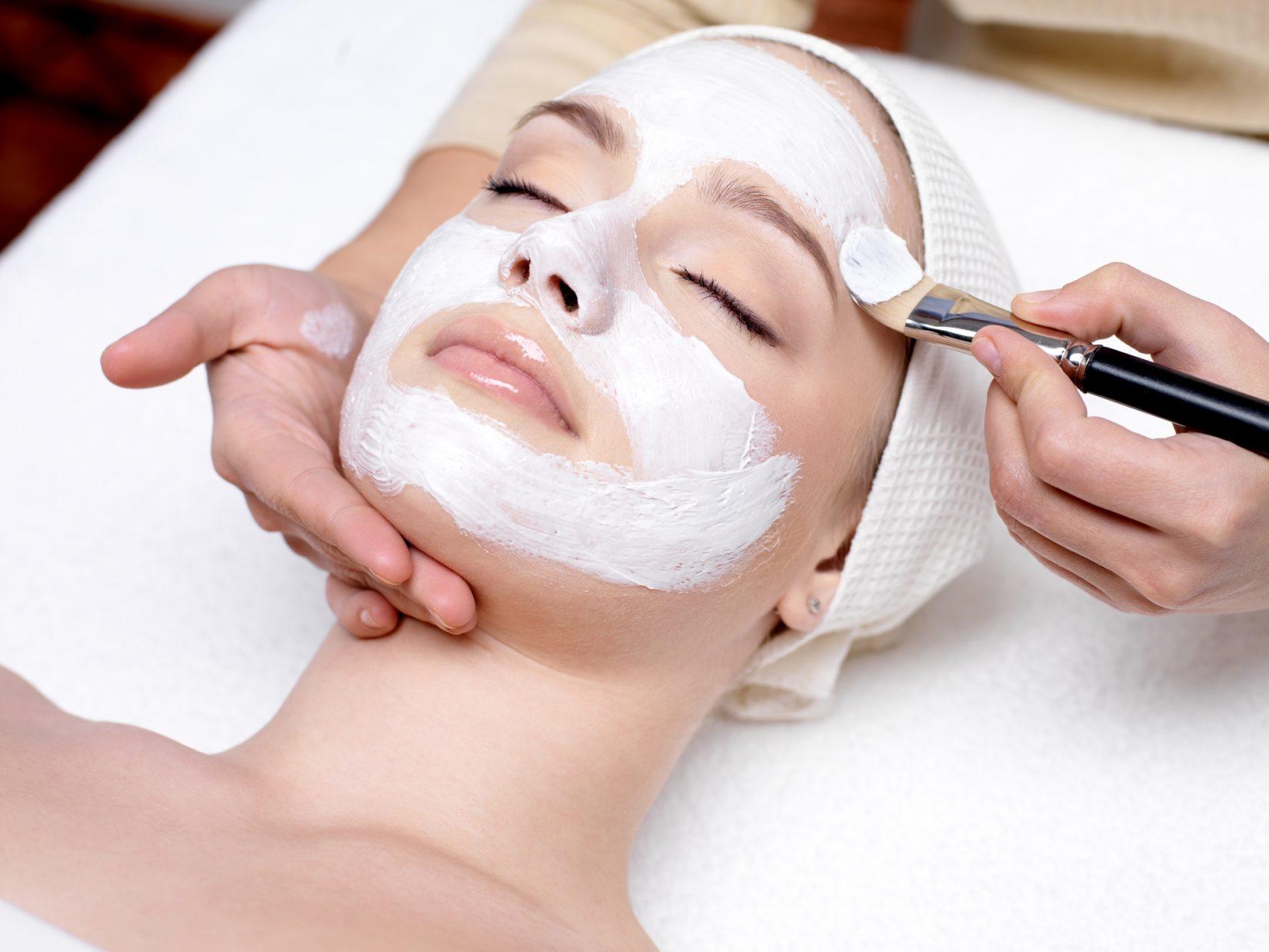 Foto facial treatment, penetration porn