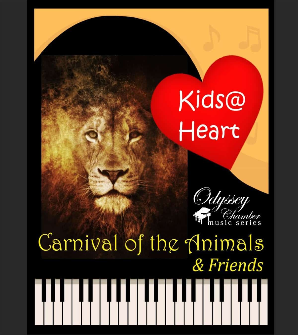 Odyssey: Kids@Heart - Carnival of the Animals & Friends